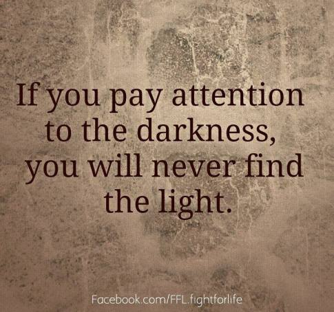 if you pay attention