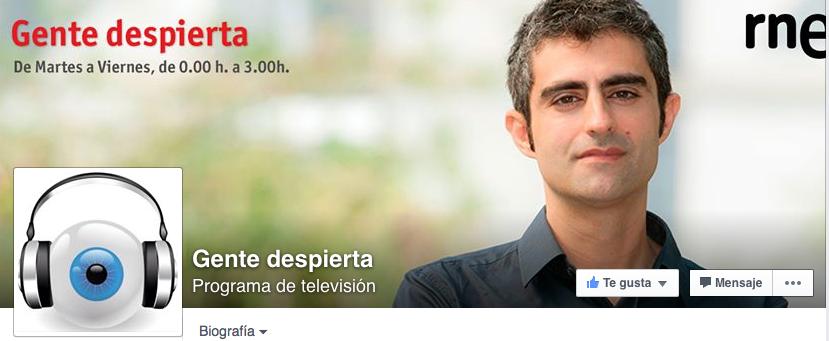 Ana mar a de luis presidenta de d o c e entrevistada por for Carles mesa radio nacional